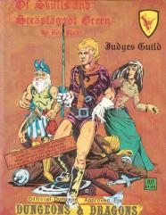 Of Skulls and Scrapfaggot Green (4th Printing)
