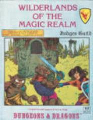 Wilderlands of the Magic Realm (3rd Printing)