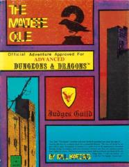 Maltese Clue, The (2nd Printing)