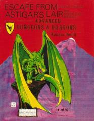 Escape from Astigar's Lair (2nd Printing)