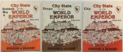 City State of the World Emperor (1st-3rd Printing, No Cover Sheet)