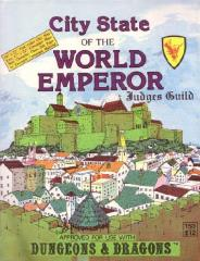 City State of the World Emperor (4th Printing)