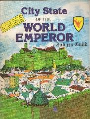 City State of the World Emperor - Shops Book (4th Printing)