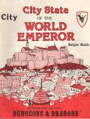 City State of the World Emperor - City Book