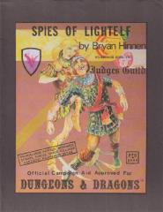 Spies of Lightelf (1st Printing)