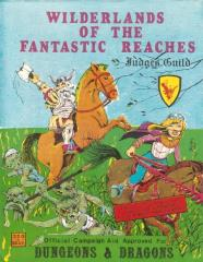 Wilderlands of the Fantastic Reaches (3rd Printing)