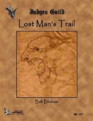 Lost Man's Trail