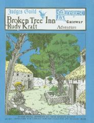 Broken Tree Inn (2nd Printing)