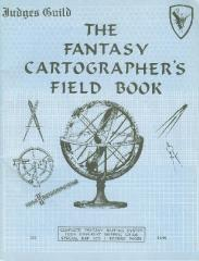 Fantasy Cartographer's Field Book, The