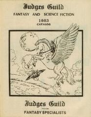 Fantasy and Science Fiction Catalog 1983