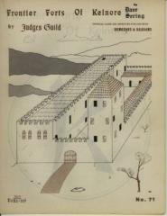 Frontier Forts of Kelnore (1st Printing)
