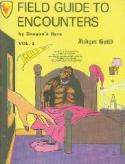 Field Guide to Encounters #1 & #2