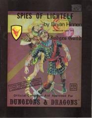 Spies of Lightelf (2nd Printing)