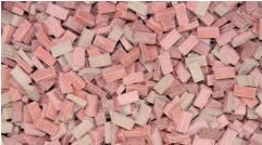 Bricks - Red Mix