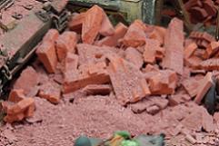 Brick Dust - Red