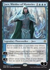 Jace, Wielder of Mysteries (R)