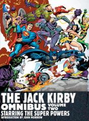 Jack Kirby Omnibus Vol. 2 - Starring the Super Powers