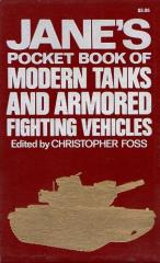 Jane's Pocket Book of Modern Tanks & Armored Fighting Vehicles