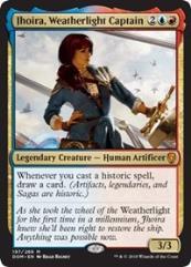 Jhoira, Weatherlight Captain (MR)