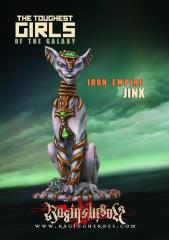 Jinx - Iorn Empire Mascot (Science Fiction)