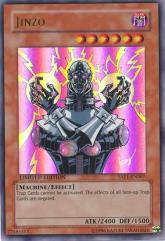 Jinzo (Ultra Rare)