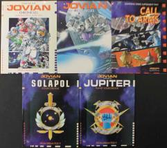 Jovian Chronicles Supplement Collection - 4 Books!