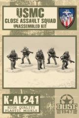 USMC Close Assault Squad