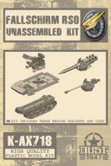 Fallschirm RSO - Model Kit