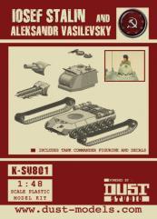 Iosef Stalin/Aleksandr Vasilevsky