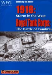 1918 & Royal Tank Corps