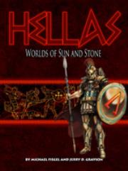 Hellas - Worlds of Sun and Stone (1st Edition)