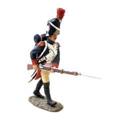 French Guard w/Rifle Advancing #1
