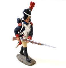 French Guard w/Rifle Advancing #2