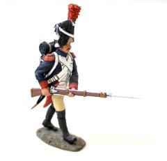 French Guard w/Rifle Advancing #3