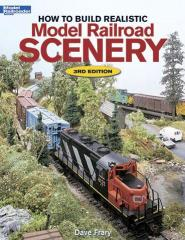 How to Build Model Railroad Scenery