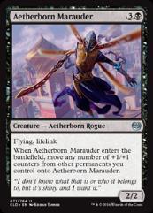 Aetherborn Marauder (U) (Foil)