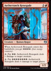 Aethertorch Renegade (U) (Foil)