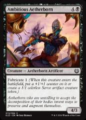 Ambitious Aetherborn (C) (Foil)