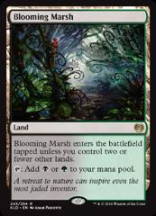 Blooming Marsh (R) (Foil)
