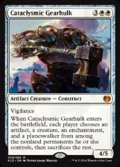 Cataclysmic Gearhulk (MR) (Foil)