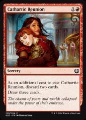 Cathartic Reunion (C) (Foil)