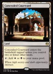 Concealed Courtyard (R)