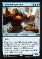 Torrential Gearhulk (MR)