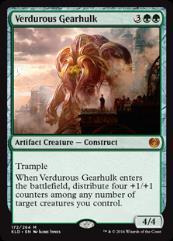 Verdurous Gearhulk (MR)