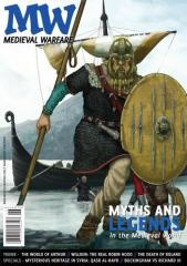 """Vol. III, #6 """"Myths and Legends, The Real Robin Hood, The Death of Roland"""""""