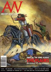 "Vol. VIII, #3 ""The Amazons, Battle of the River Thatis, Campaigns of Pharaoh Seti I"""