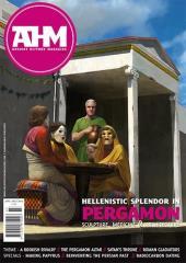 """#3 """"Hellenistic Speldor in Pergamon, A Bookish Rivalry, The Pergamon Altar"""""""