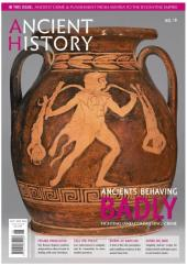 """#18 """"Ancients Behaving Badly, Fighting (and Committing) Crime"""