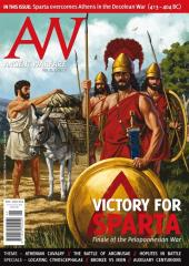 """Vol. XI, #6 """"Victory for Sparta, The Decelean War, The Miracle of Arginusae"""""""
