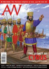 "Vol. X, #5 ""The Legacy of Cyrus - The Empires of Persia at War"""